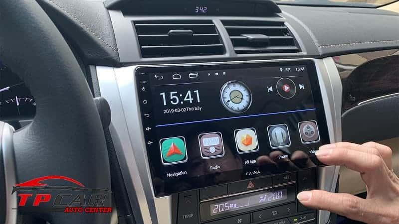 camera ô tô android
