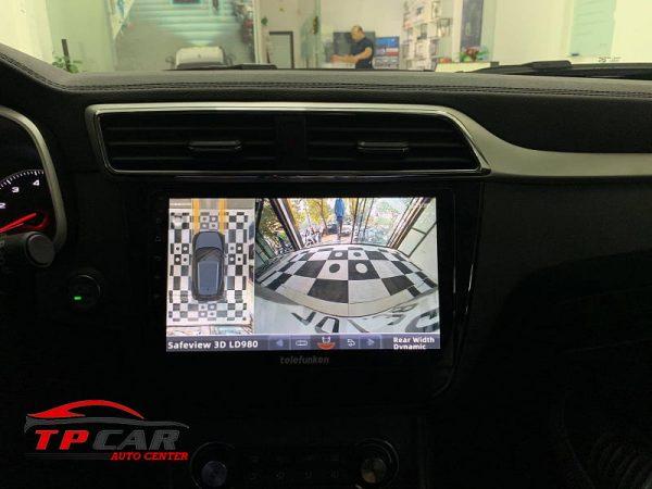 tính năng tự động mở rộng góc nhìn camera 360 safeview 3d