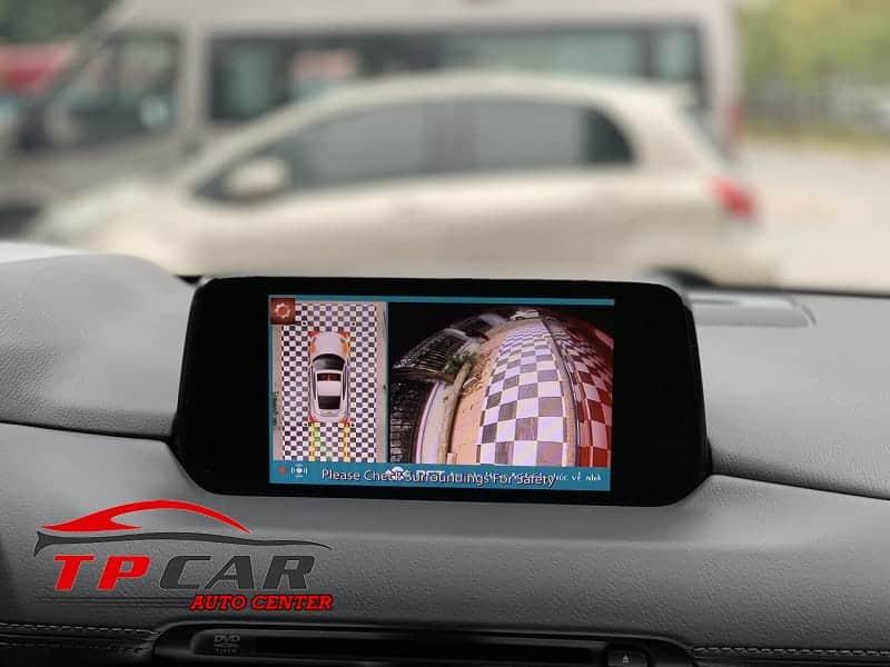Camera 360 là một bản nâng cấp mạnh mẽ tính năng so với Camera hành trình