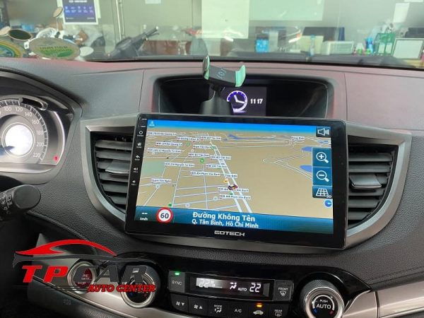 màn hình android gotech tích hợp dẫn đường thông minh