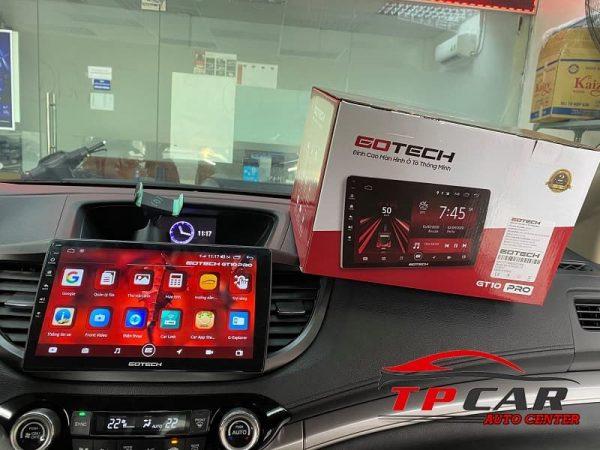 giá màn hình ô tô gotech 2021