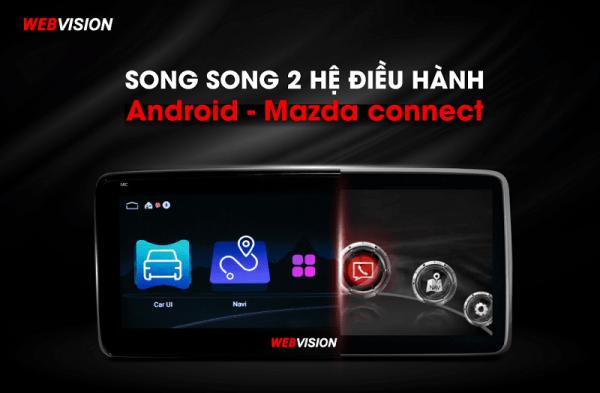 màn hình webvision mazda cx5