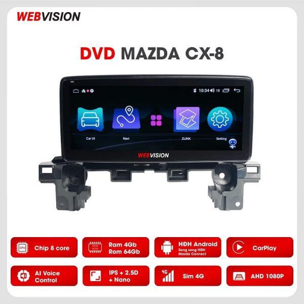 màn hình webvision