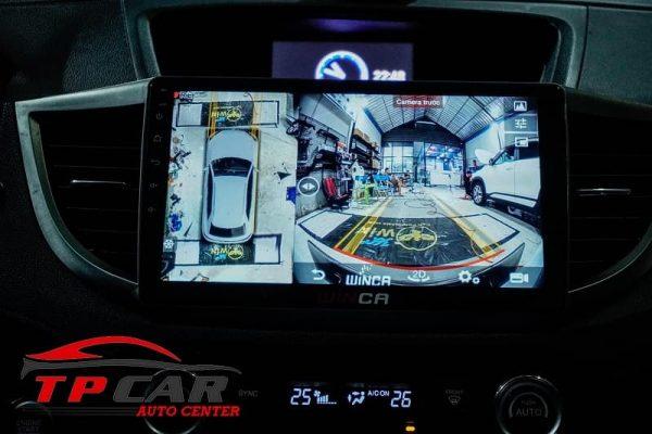màn hình winca s200+ pro tích hợp camera 360 độ