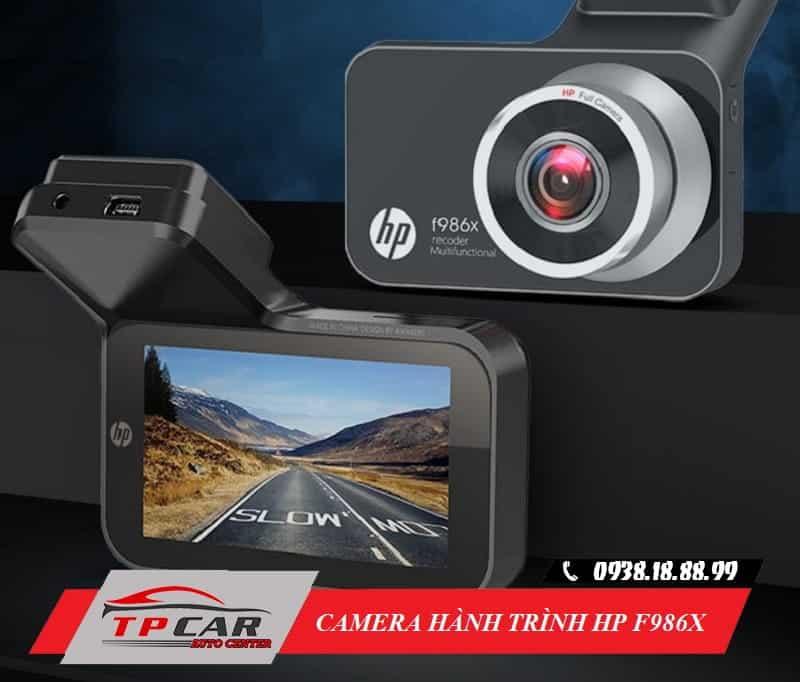 camera hành trình HP F986X