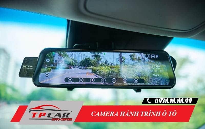 tại sao nên gắn camera hành trình cho xe ô tô