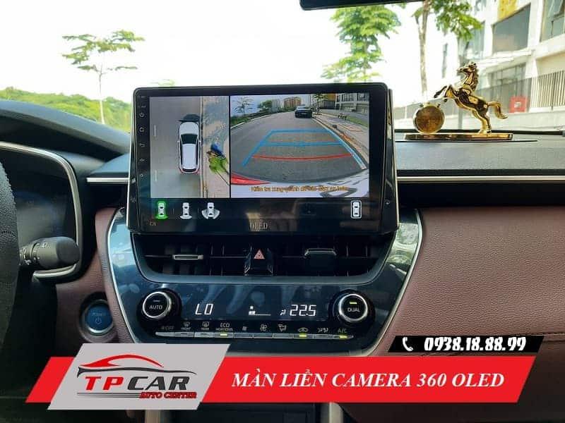 màn hình liền camera 360 oled c8s new